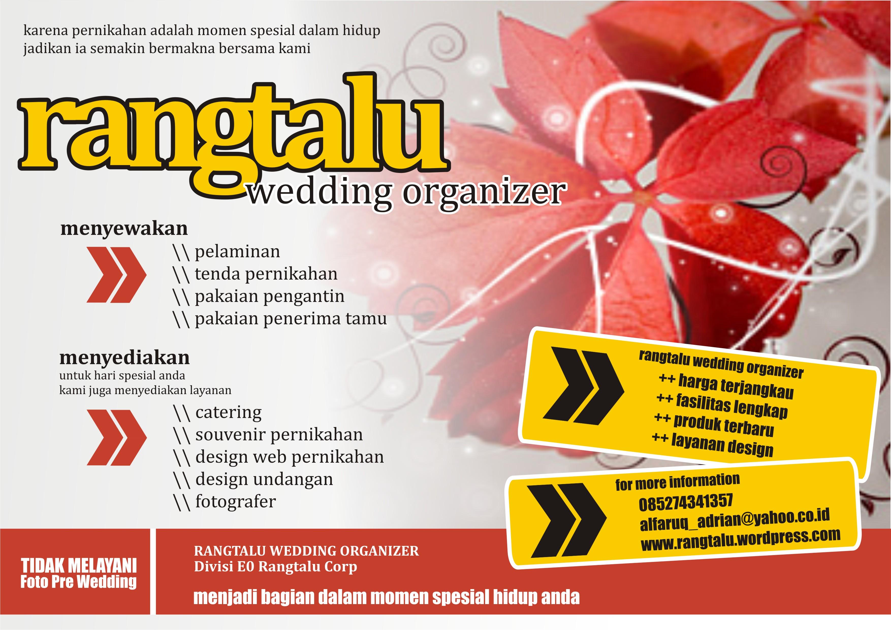 Rangtalu Wedding Organizer Rangtalu