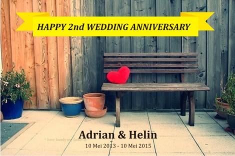 Happy Wedding Sayang