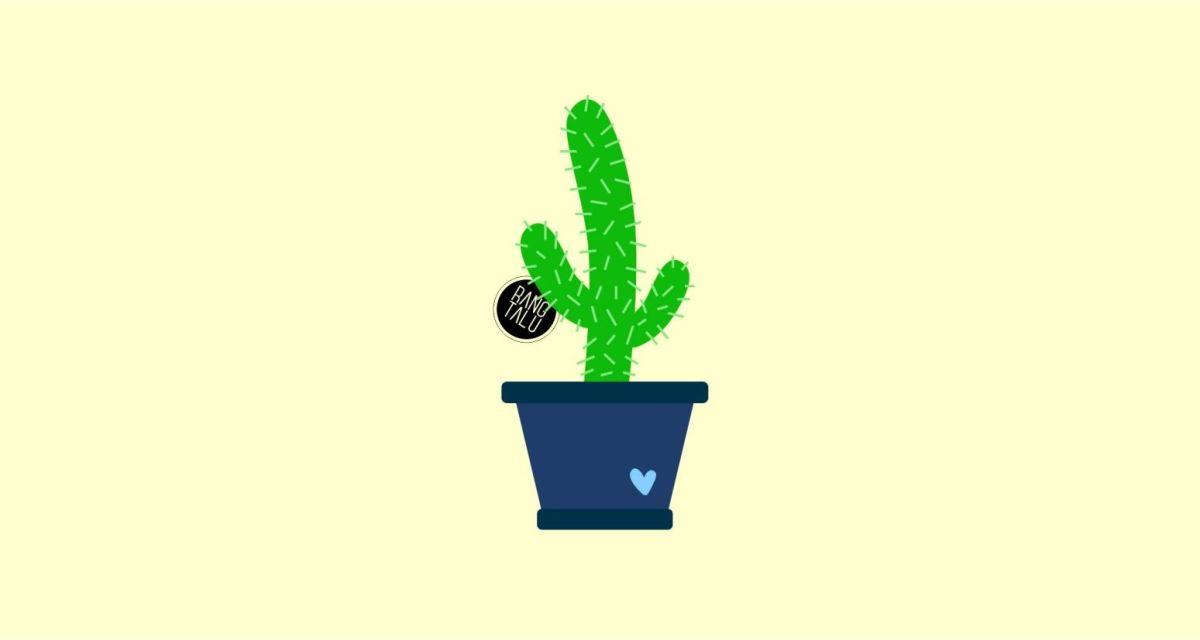 Wanita Secantik Kaktus